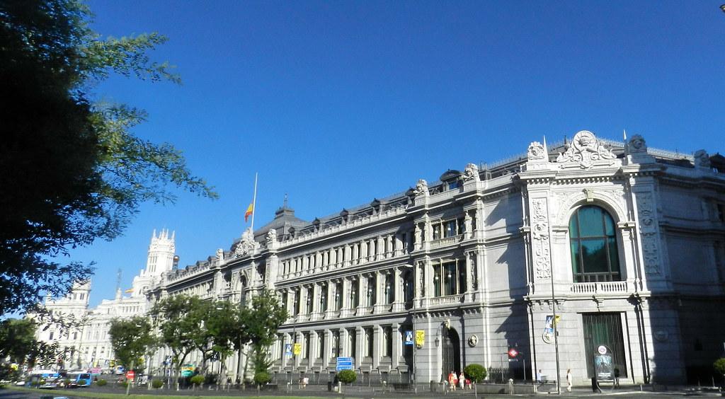 Madrid sede Banco de España 03