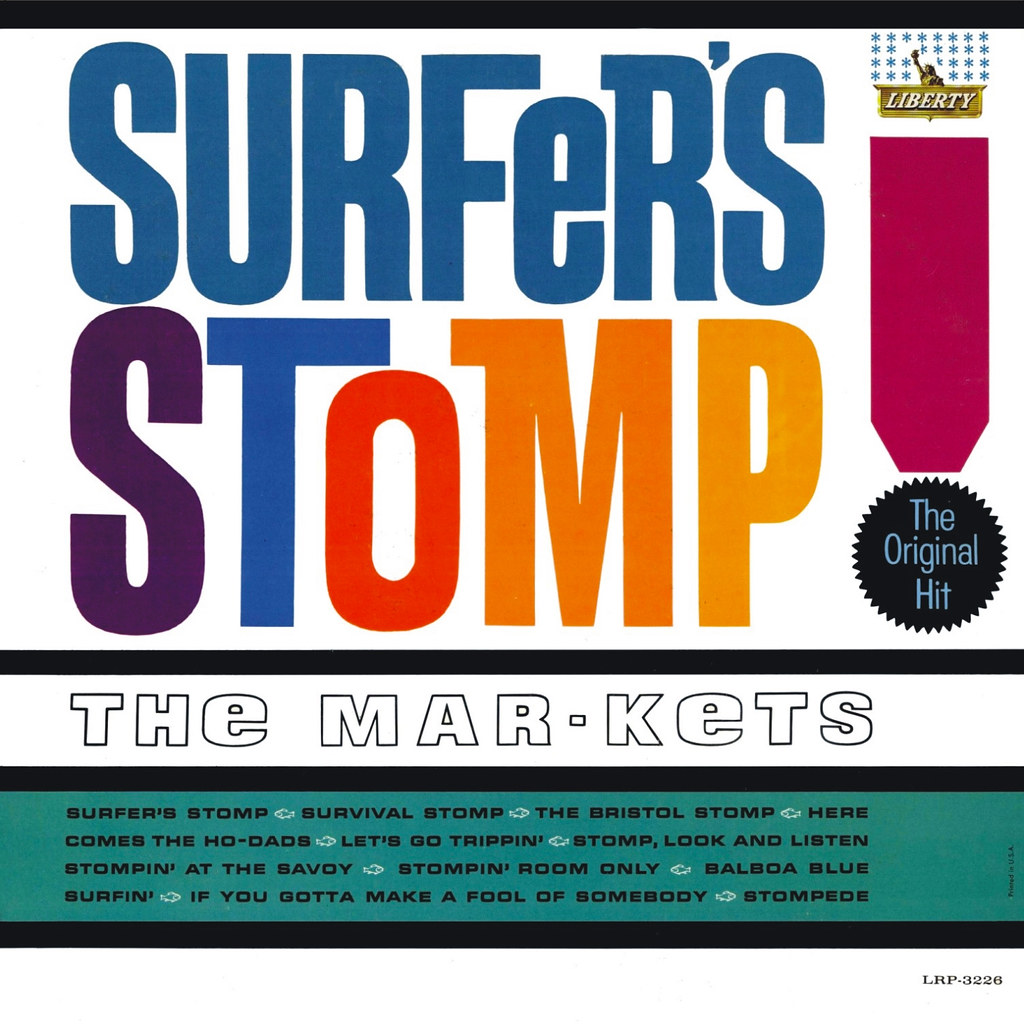 The Mar-Kets - Surfer's Stomp
