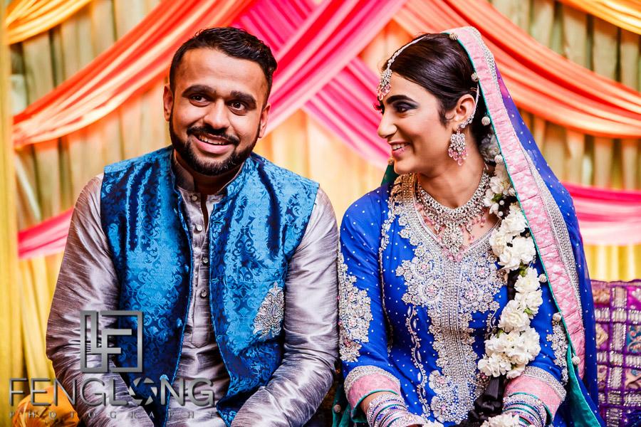 Atlanta Muslim Wedding Mehndi Night