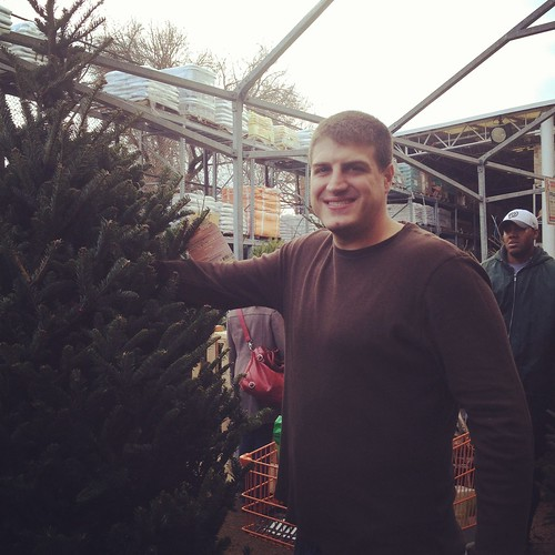 Buying our Christmas Tree by ingrid.racine