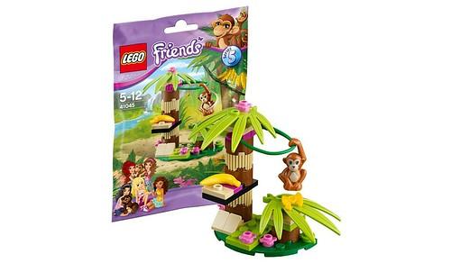 41045 Orangutan's Banana Tree