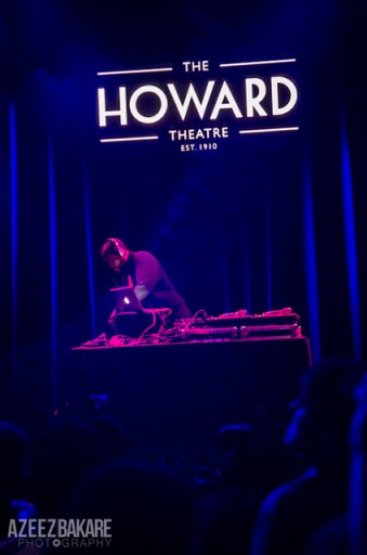 Questlove at Howard Theatre | Photos by Azeez Bakare