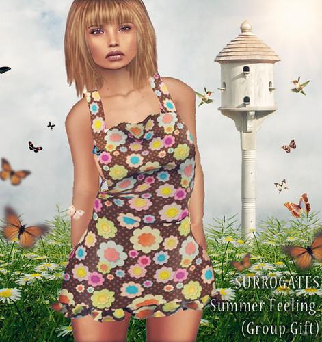 Surrogates - Summer Feeling (Gr Gift)