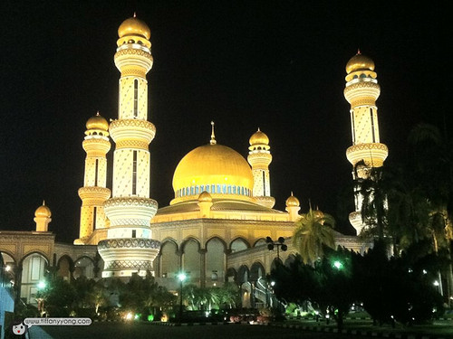 Jame'Asr Hassanal Bolkiah Mosque