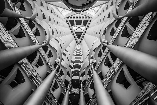 Burj Al Arab - Leica M9, cv15mm