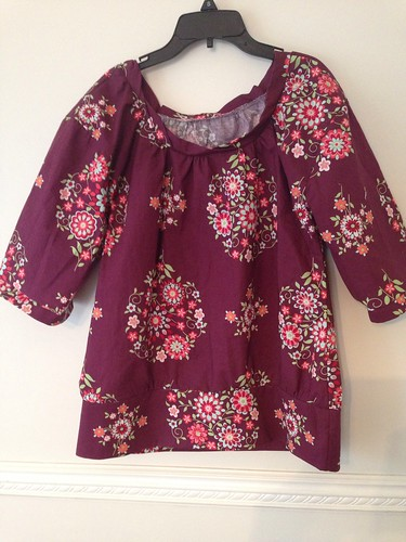 The Honey Blouse/Make it Perfect