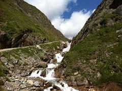 Abstieg Richtung Tal