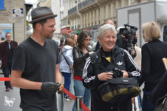 Paris Live Painting - Nick Walker & Martha Cooper