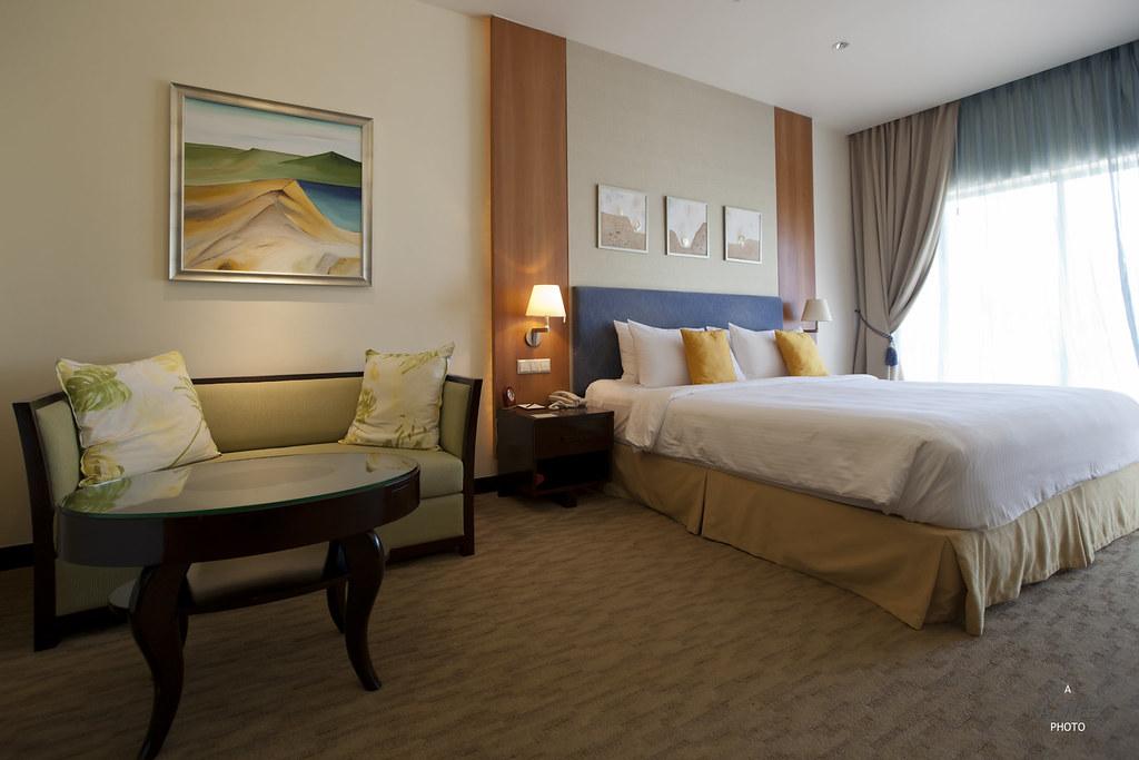 Kinabalu Wing Sea View Room