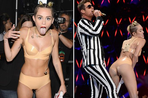 Miley Cyrus: Estrella de Disney convertida en Icono Sexual