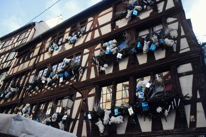 Strasbourg snaps