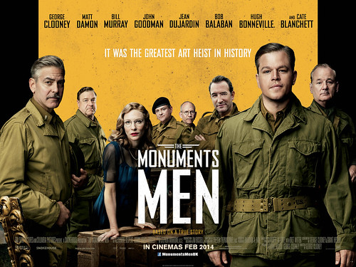 The Monuments Men by saltez