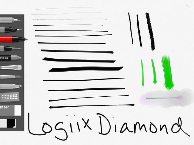 Logiix Diamond Test