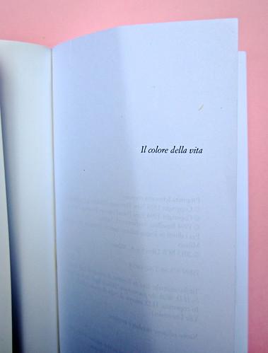 H. D., Fine al tormento. Archinto / RCS 2013. [responsabilità grafica non indicata]. Pag. dell'esergo (part.), 1