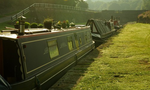 20130807-25_Narrow Boats at Bugsworth Basin near Buxworth by gary.hadden