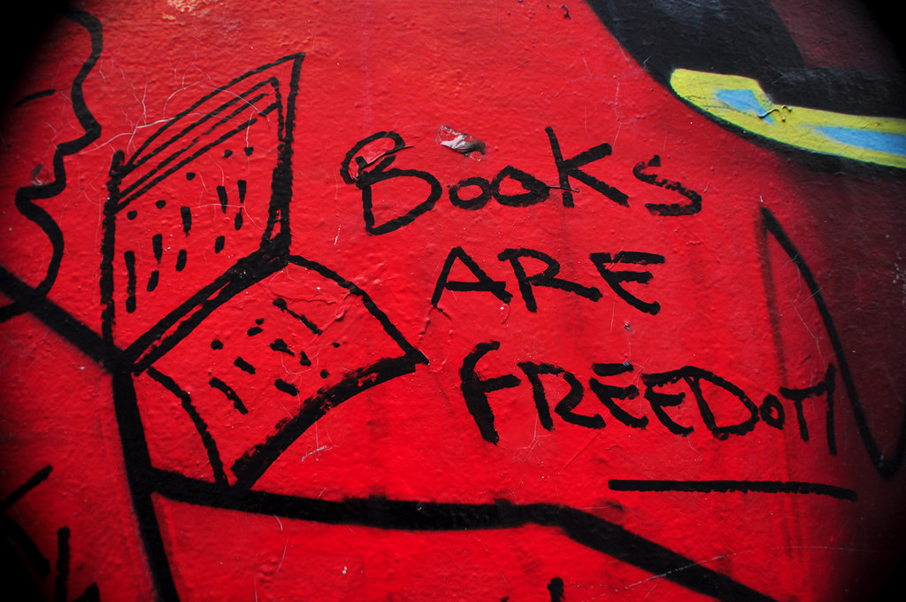 Books Are Freedom