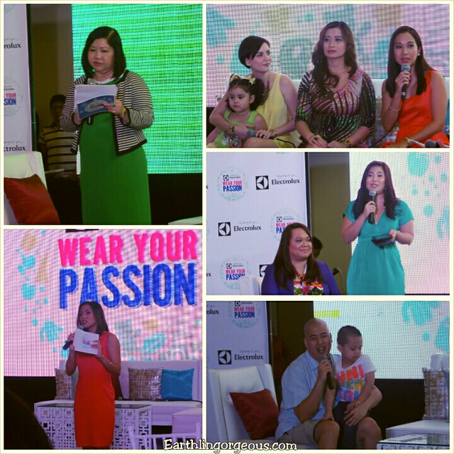 WearYourPassion by Electrolux