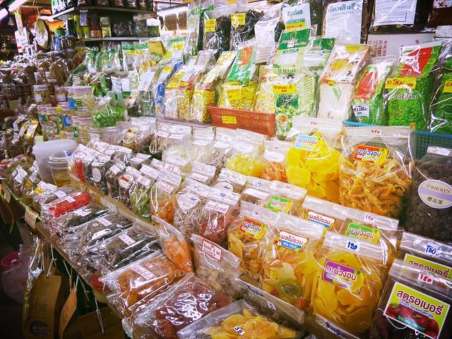 Chiangmai Thailand: Markets