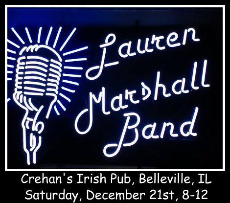 Lauren Marshall Band 12-21-13