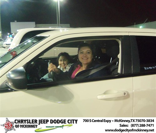 Happy Anniversary to Lydia Byone on your 2008 #Chrysler #300 from Don Mcdearmon  and everyone at Dodge City of McKinney! #Anniversary by Dodge City McKinney Texas