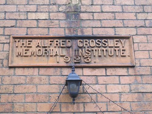 Alfred Crosley Institute, Commondale