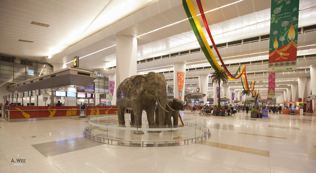 New Delhi International Airport