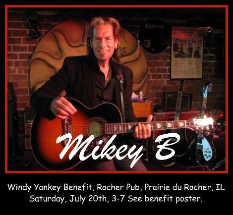 Mikey B 7-20-13