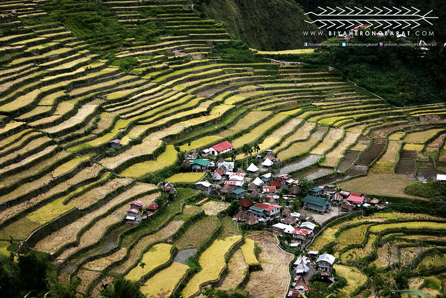 Batad Village Ifugao