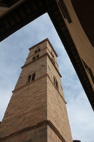 Volterra: torre