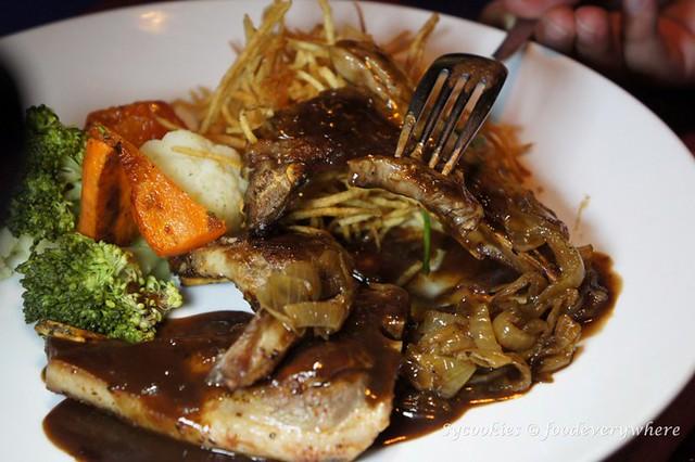 chulo -Lamb Chop RM 23.80