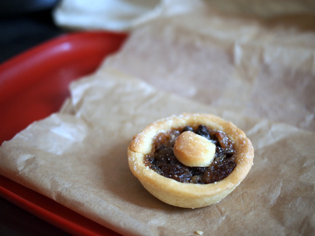 Fruitmince pie