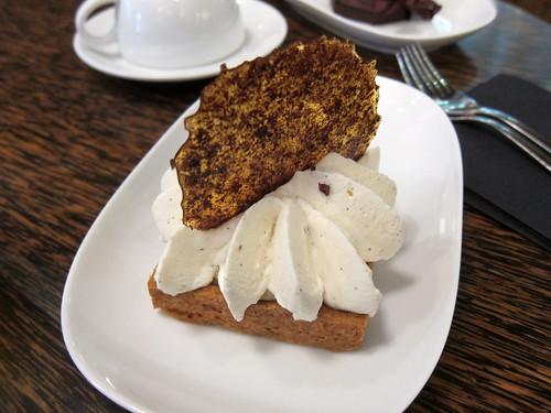 Tart Cafe Creme