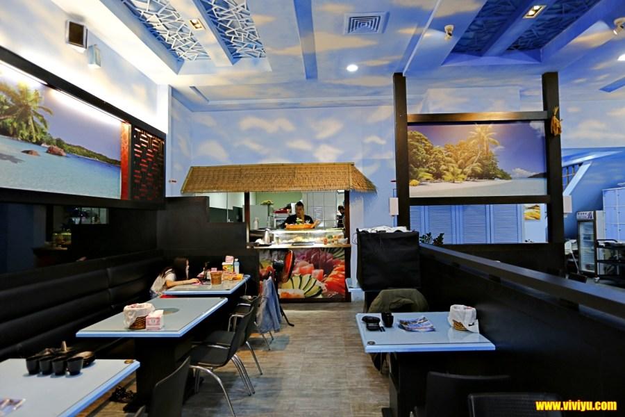 [八德.美食]嗄浪和漢料理~結合日、台、原住民料理創意美食的海灘風情餐(已歇業) @VIVIYU小世界