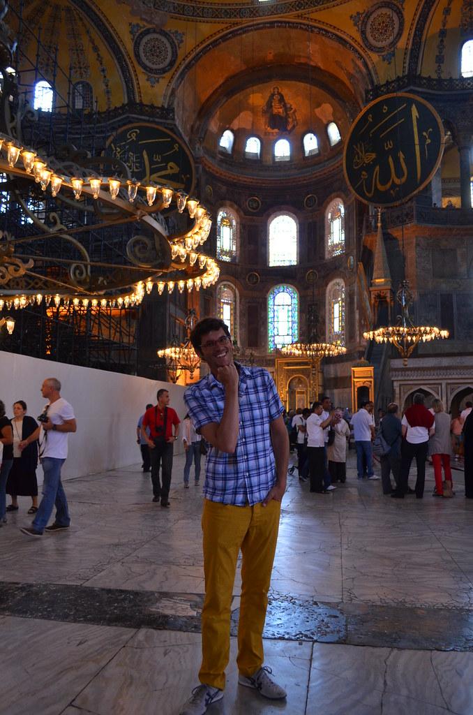 Istanbul, Hagia Sophia