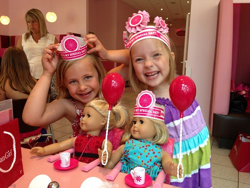 American Girl Birthday Celebration