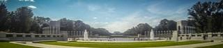 WWII Memorial Panorama