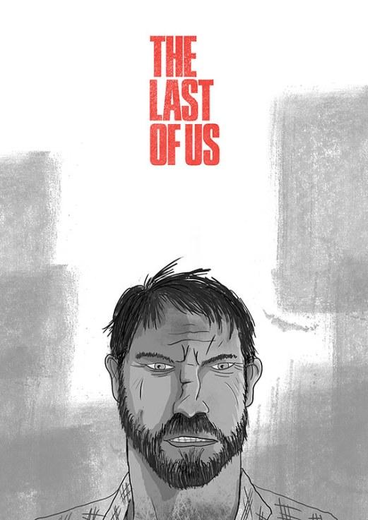 Joel Sketch