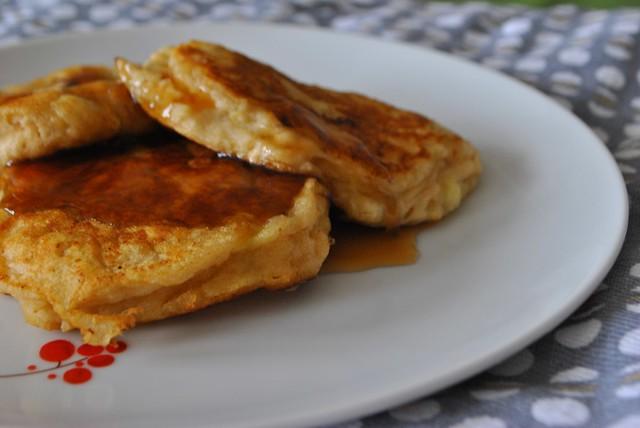 Banana Breakfast Dumpling