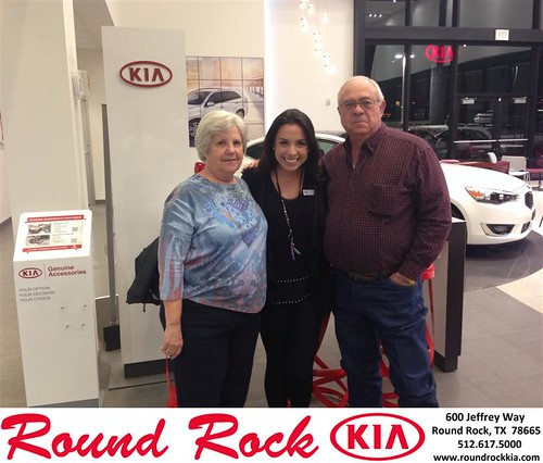 Thank you to Ella Seale on your new 2014 #Kia #Sorento from Andi Wilson and everyone at Round Rock Kia! #NewCarSmell by RoundRockKia