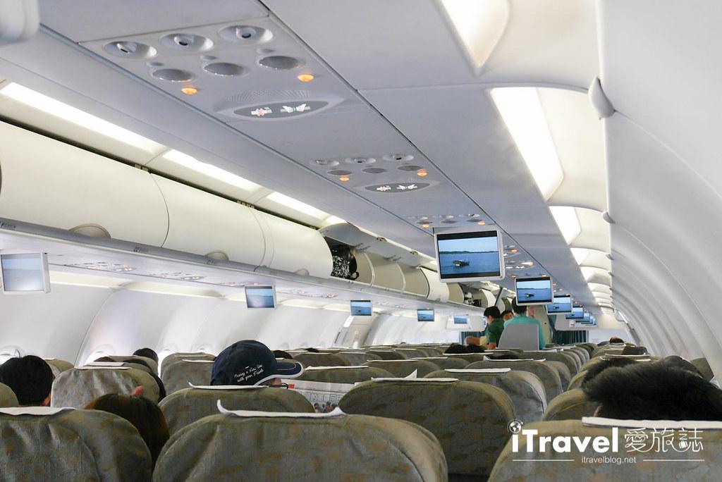 越南航空搭乘体验 Vietnam Airlines (9)