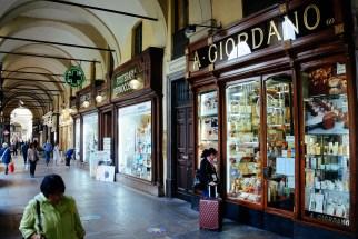 Torino: Cioccolateria Giordano di Faletti