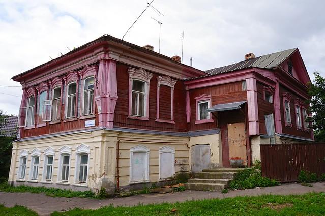 г. Зарайск. Московская область. Июль, 2013
