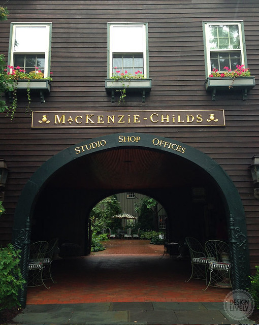 Mackenzie Childs Farmhouse Tour
