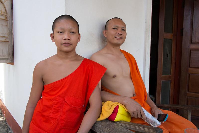 Wat Manolom, Luang Prabang
