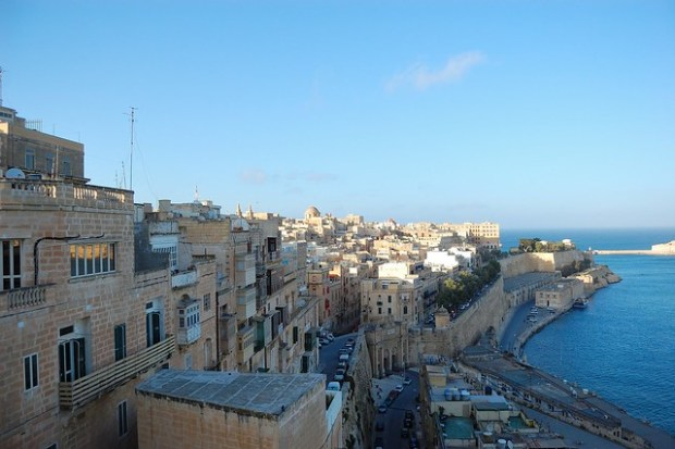 View from Upper Barrakka Gardens | Exploring Valletta, Malta | No Apathy Allowed