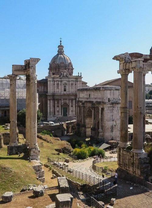 The Forum Italy