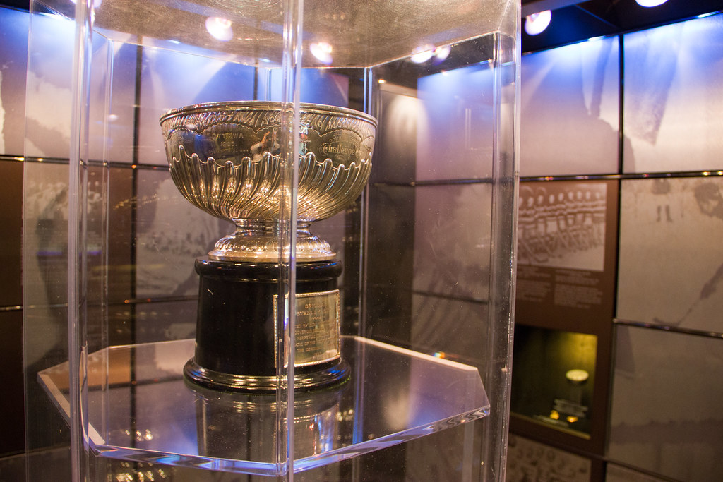 Hockey Hall of Fame - Original Stanley Cup