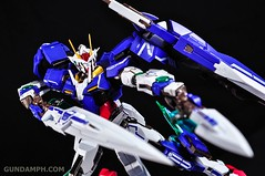 Metal Build 00 Gundam 7 Sword and MB 0 Raiser Review Unboxing (85)