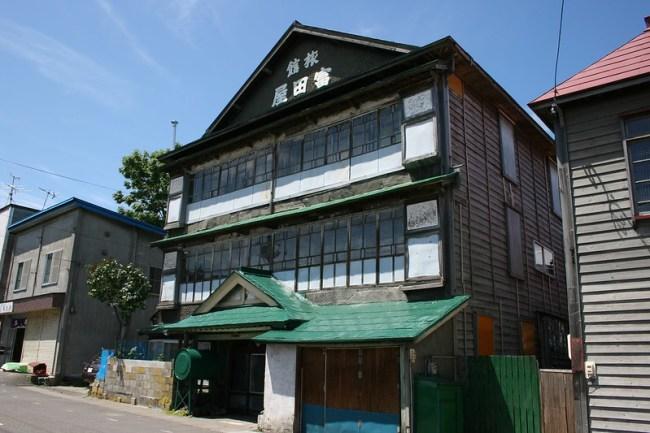 IMG_0197_北海道遺産-増毛町-市街_old-street_hokkaido_japan