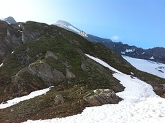 Rötspitze ca. von Lenkjöchlhütte aus